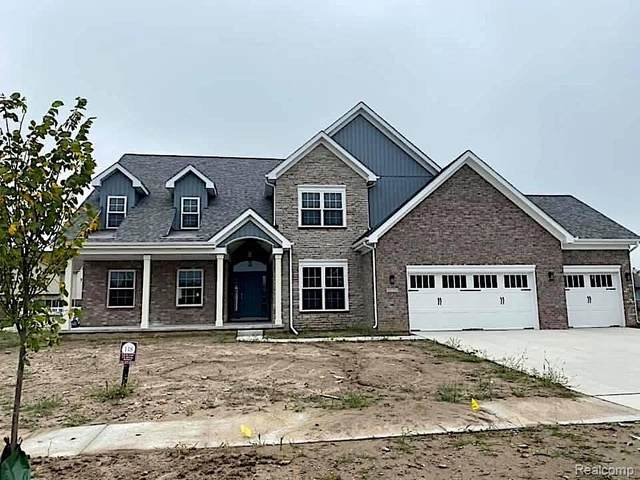 12647 Pine Forest Ct, Southgate, MI 48195 (#2200102326) :: National Realty Centers, Inc