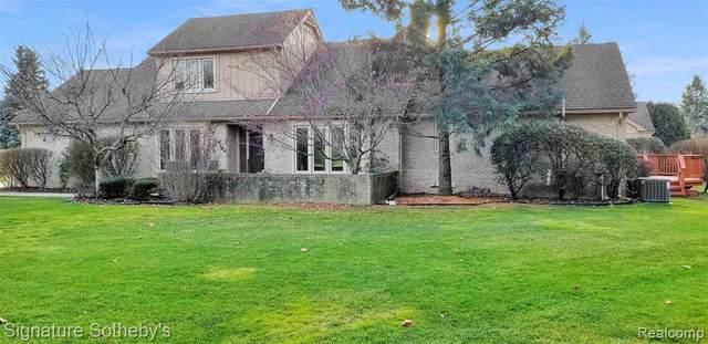 1211 Autumn Drive, Troy, MI 48098 (#2200102333) :: Duneske Real Estate Advisors