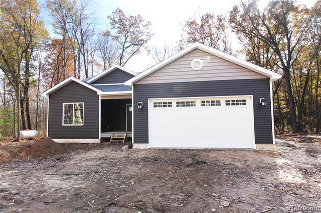 9459 Lakeview Drive, Argentine Twp, MI 48451 (#2200102379) :: Robert E Smith Realty