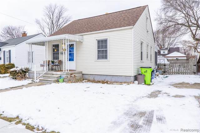 58 W Dallas Avenue, Madison Heights, MI 48071 (#2200102461) :: RE/MAX Nexus