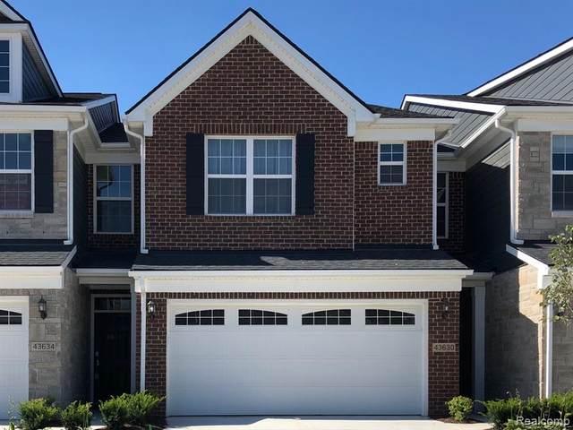 43491 Prospect Lane #119, Novi, MI 48375 (#2200102491) :: Duneske Real Estate Advisors