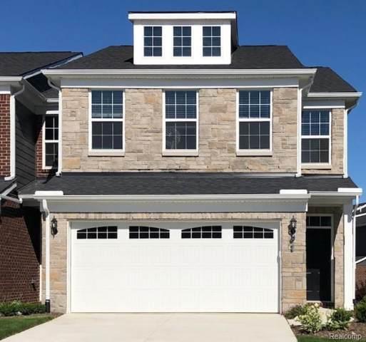 22470 Woodbridge Lane #028, Novi, MI 48375 (#2200102516) :: Duneske Real Estate Advisors
