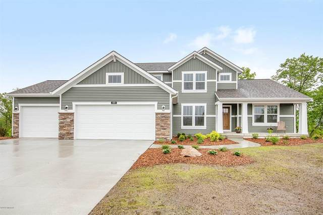 819 Water Ridge Drive SE, Gaines Twp, MI 49315 (#65019006860) :: Keller Williams West Bloomfield