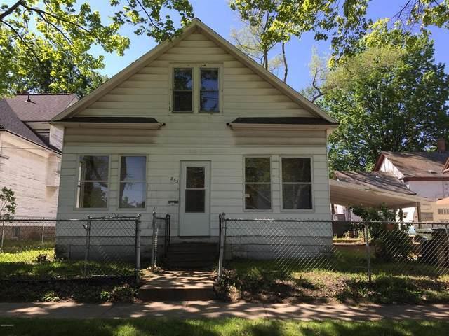 853 W Grand Avenue, Muskegon, MI 49441 (#65020035227) :: The Alex Nugent Team | Real Estate One