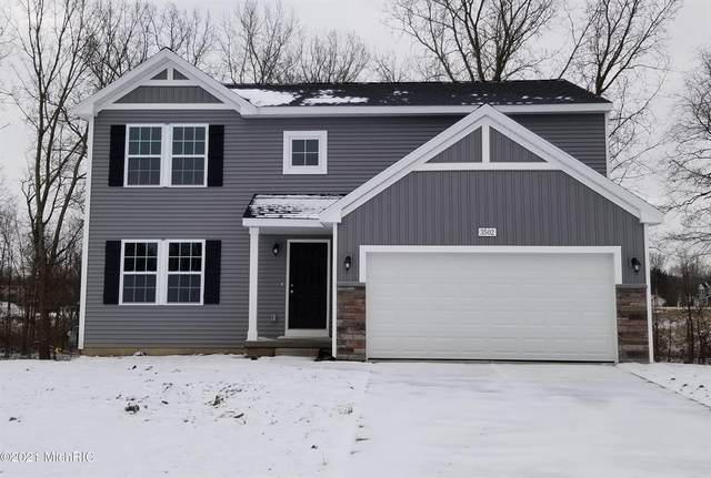 4977 Meadow Brown Drive, Hudsonville, MI 49426 (#65020048530) :: Keller Williams West Bloomfield