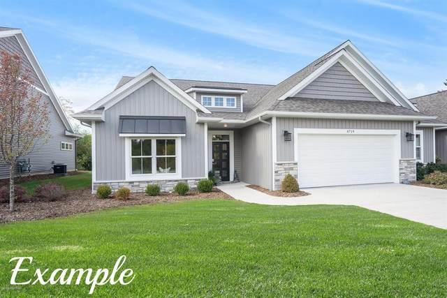 6654 Creekside View Drive SE, Gaines Twp, MI 49548 (#65020049464) :: Keller Williams West Bloomfield