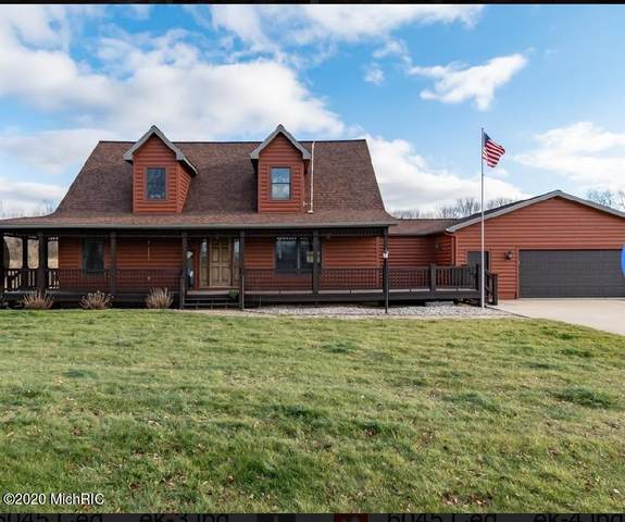 6045 Cedar Creek Road, Hope Twp, MI 49058 (#65020050519) :: The Merrie Johnson Team
