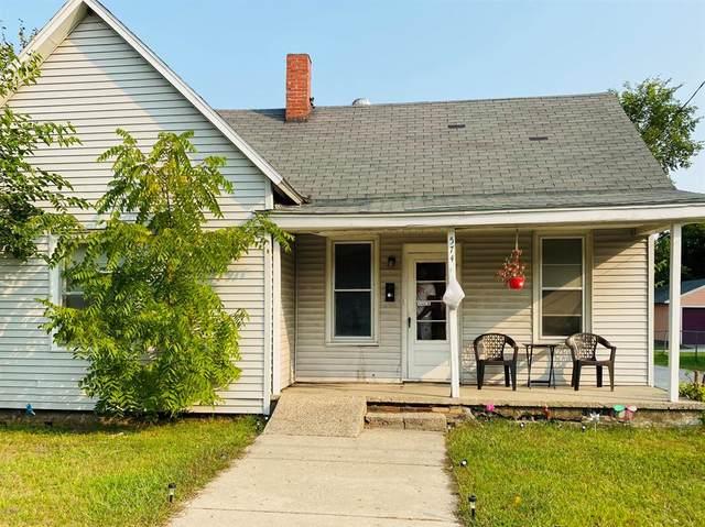 574 E Apple Avenue, Muskegon, MI 49442 (#65020039880) :: The Alex Nugent Team | Real Estate One