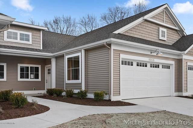 1006 Castlebay Way #5, Georgetown Twp, MI 49426 (#65020040127) :: The Mulvihill Group