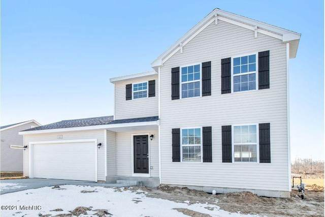 11611 Heritage Lane, MONTCALM TWP, MI 49326 (#65020040029) :: The Merrie Johnson Team
