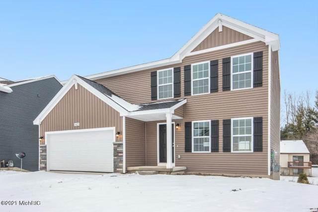 9651 Iron Horse Drive, Otisco Twp, MI 48809 (#65020044283) :: GK Real Estate Team