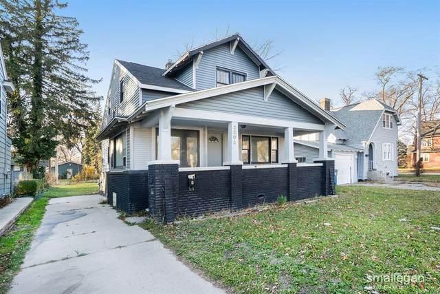 2205 Maffett Street, Muskegon Heights, MI 49444 (#65020047141) :: Keller Williams West Bloomfield