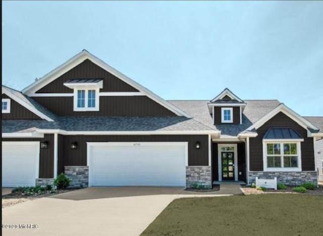 6567 Creekside View Drive SE #22, Gaines Twp, MI 49508 (#65020006084) :: Keller Williams West Bloomfield