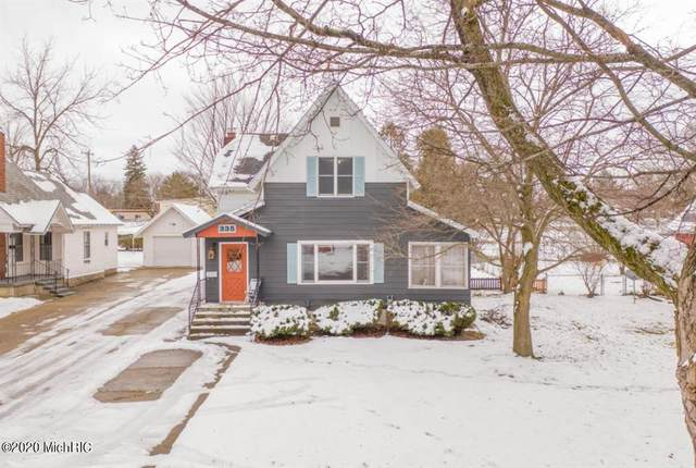 335 W Todd Avenue, Reed City, MI 49677 (#72020051504) :: The Mulvihill Group
