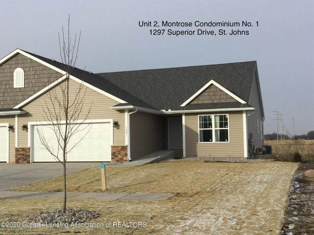 1297 Superior Drive #2, Bingham Twp, MI 48879 (#630000252228) :: GK Real Estate Team