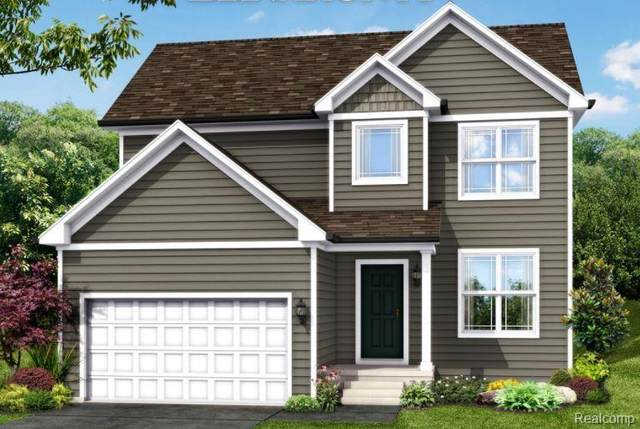 344 Hidden River  East, Holly Twp, MI 48442 (MLS #2210000083) :: The Toth Team