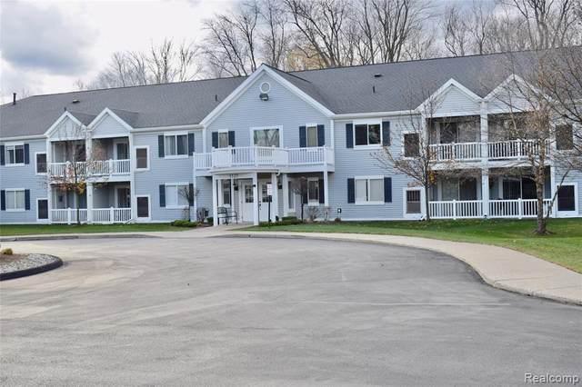 1127 S Lake Dr Unit 205, Novi, MI 48377 (#2210000117) :: GK Real Estate Team