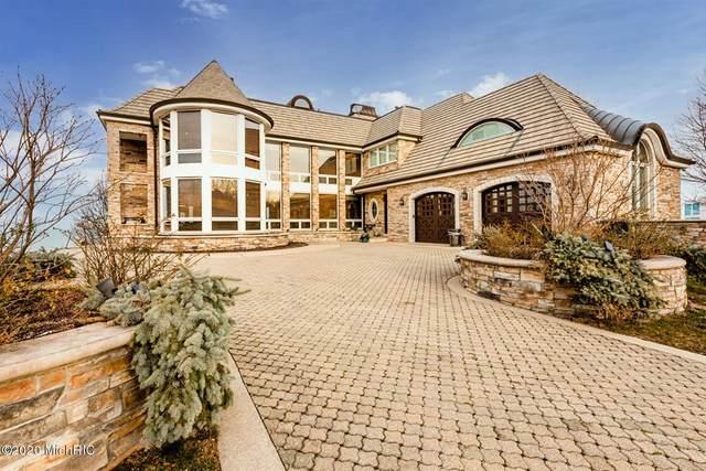 51019 Lake Park Drive, Grand Beach Vlg, MI 49117 (#69021000034) :: Duneske Real Estate Advisors