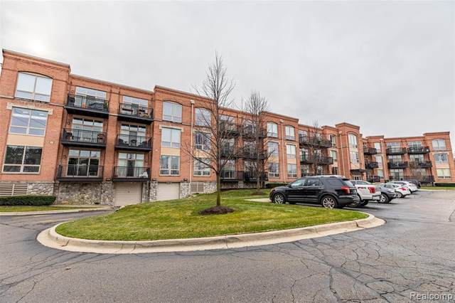 101 S Union Street #317, Plymouth, MI 48170 (MLS #2210000378) :: The John Wentworth Group