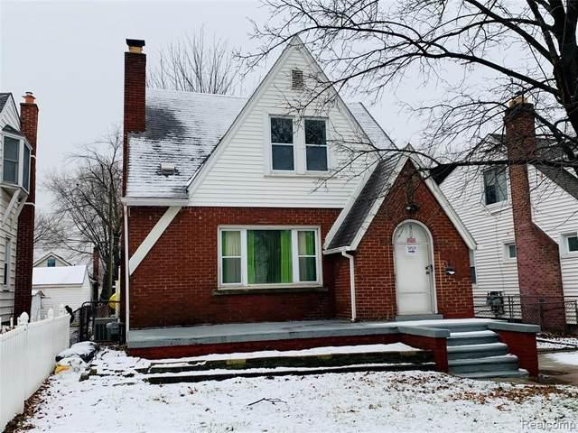 2008 W Pearl Avenue, Warren, MI 48091 (#2210000383) :: The Alex Nugent Team | Real Estate One