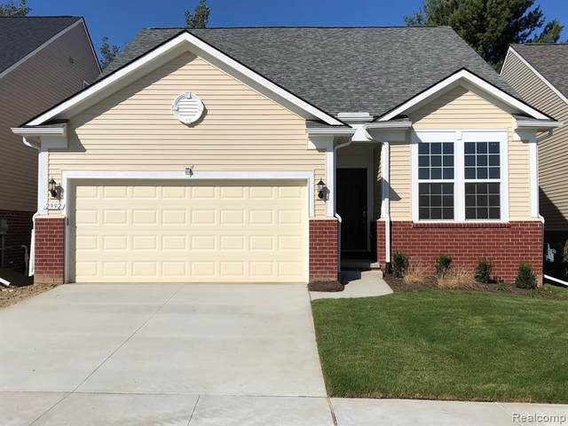 51339 Kirby Drive, Chesterfield Twp, MI 48051 (#2210000432) :: The Alex Nugent Team | Real Estate One