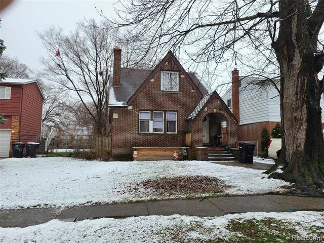 16192 Robson Street, Detroit, MI 48235 (#2210000501) :: GK Real Estate Team