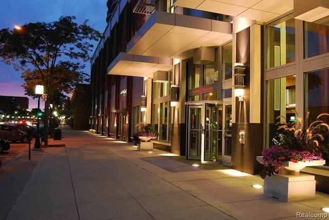 411 S Old Woodward Avenue #825, Birmingham, MI 48009 (#2210000579) :: The Alex Nugent Team   Real Estate One
