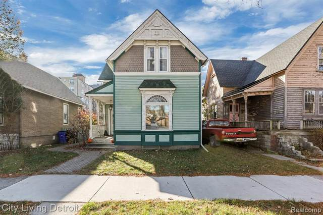 1969 25th Street, Detroit, MI 48216 (#2210000594) :: The Alex Nugent Team | Real Estate One