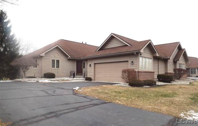 205 Richlyn Drive Unit 2-A / Buil, Adrian Twp, MI 49221 (#56050031592) :: Robert E Smith Realty
