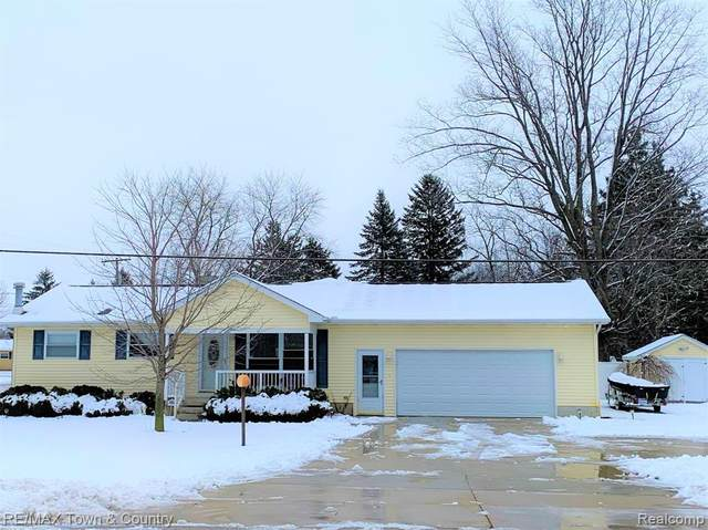 9044 N Bray Road, Thetford Twp, MI 48420 (#2210000770) :: The Alex Nugent Team | Real Estate One