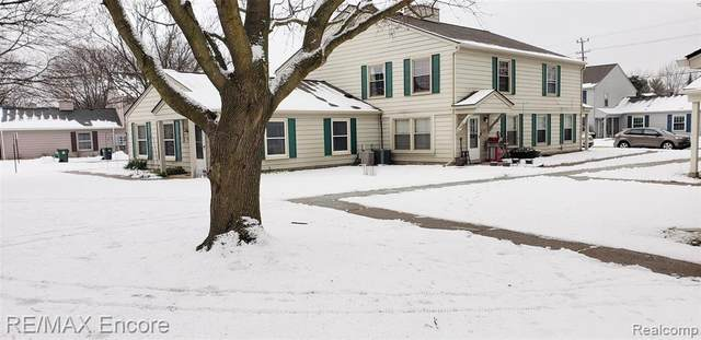 2621 Thornbrier Court, Orion Twp, MI 48360 (#2210000828) :: The Alex Nugent Team | Real Estate One