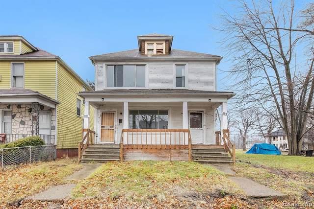 2439 Maxwell Street, Detroit, MI 48214 (#2210000958) :: Alan Brown Group