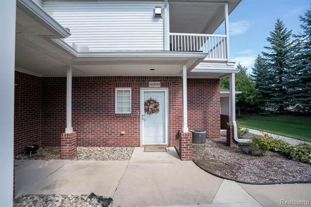 14566 Moravian Manor Circle, Sterling Heights, MI 48312 (#2210001012) :: Keller Williams West Bloomfield