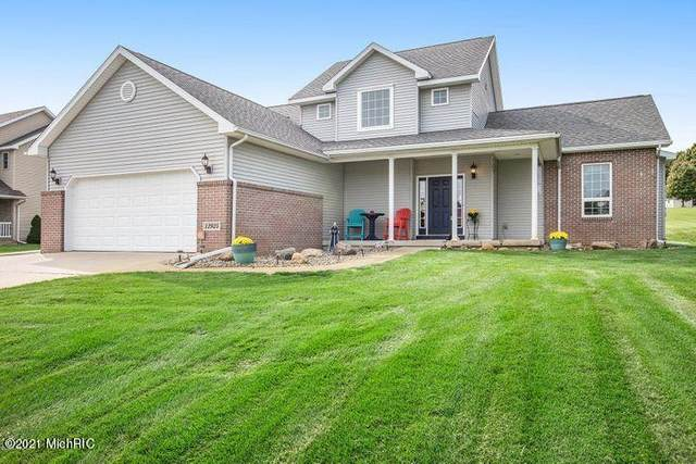 12925 Silver Spring Lane, Emmett Twp, MI 49014 (#64021000383) :: Robert E Smith Realty