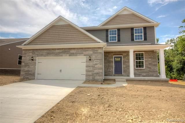 2088 Blackstone Ln, Marion Twp, MI 48843 (#2210001264) :: The Alex Nugent Team   Real Estate One