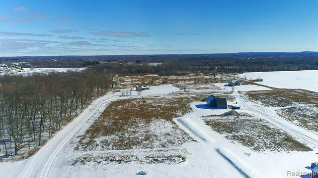 0000 N Hacker Road Parcel H, Hartland Twp, MI 48843 (MLS #2210001393) :: The Toth Team