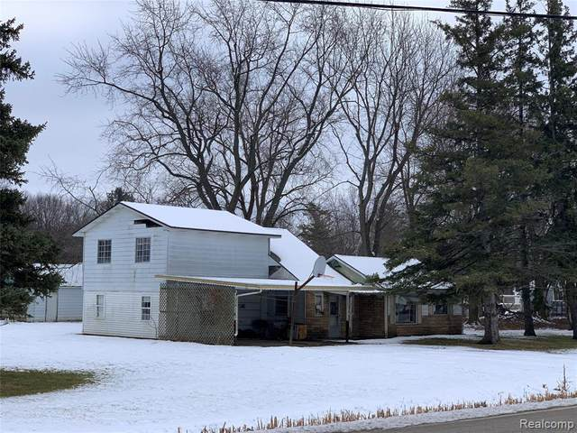 3508 N Belsay Road, Genesee Twp, MI 48506 (#2210001446) :: Novak & Associates