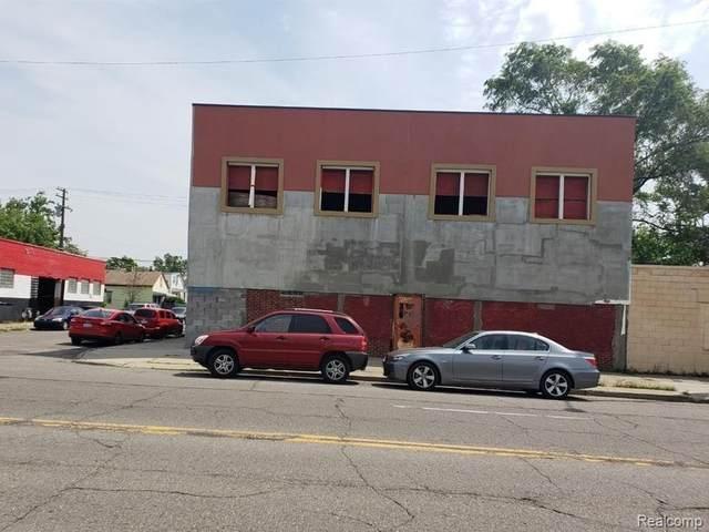 12940 Joseph Campau Street, Detroit, MI 48212 (MLS #2210001676) :: The Toth Team