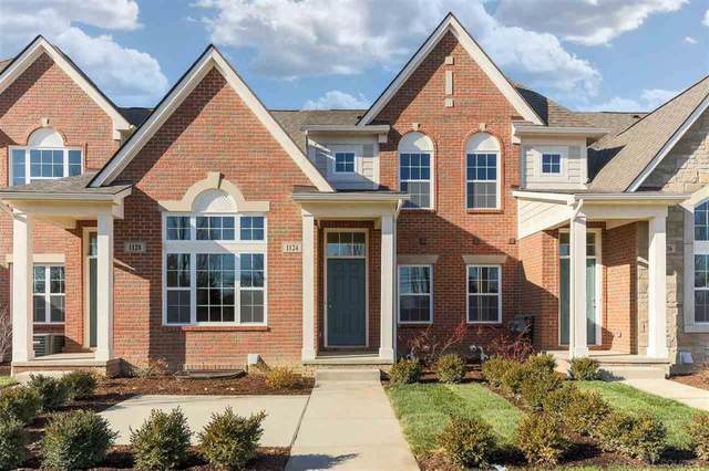 1168 Starwood Lane 35/4, Canton Twp, MI 48187 (#58050031820) :: The Alex Nugent Team | Real Estate One