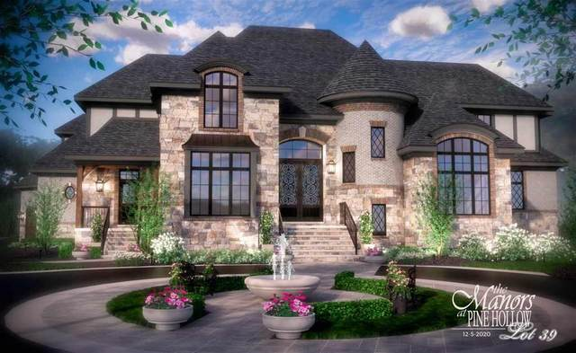 8001 Bridle Path, Grand Blanc Twp, MI 48439 (#5050031844) :: GK Real Estate Team