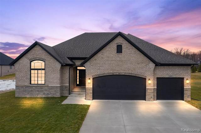 22099 Chaucer Court, Macomb Twp, MI 48044 (#2210001793) :: The Alex Nugent Team | Real Estate One