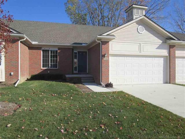 47408 Mariners, Chesterfield Twp, MI 48051 (#58050031867) :: The Alex Nugent Team | Real Estate One