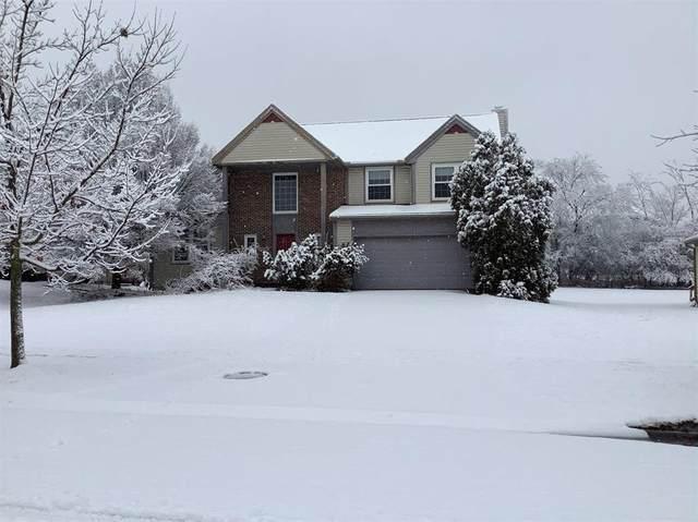3736 Highlander Way W, Ann Arbor, MI 48108 (#543278225) :: The Alex Nugent Team | Real Estate One