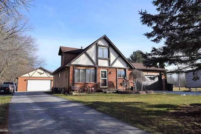 5165 Mckinley, China Twp, MI 48054 (#58050031876) :: The Alex Nugent Team   Real Estate One
