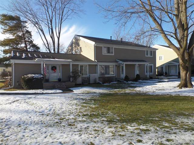 1134 Leisure Drive, Mundy Twp, MI 48507 (#2210001884) :: The Merrie Johnson Team