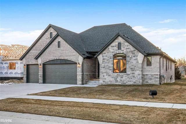 50039 Colony Ct, Macomb Twp, MI 48044 (#58050031886) :: The Alex Nugent Team | Real Estate One