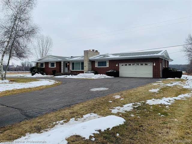 1522 Vernor Road, Mayfield Twp, MI 48446 (#2210001895) :: The Alex Nugent Team   Real Estate One
