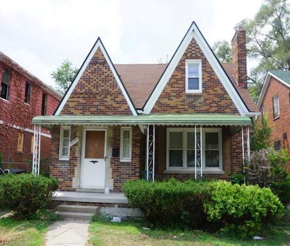15775 Appoline St, Detroit, MI 48227 (MLS #58050031924) :: The John Wentworth Group