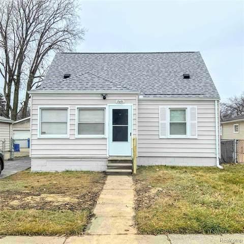 13691 Hovey Avenue, Warren, MI 48089 (#2210002196) :: GK Real Estate Team