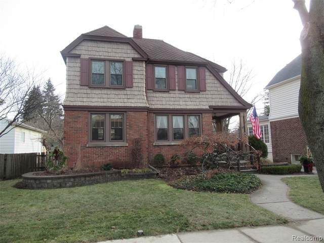 22619 Park Street, Dearborn, MI 48124 (#2210002198) :: Novak & Associates